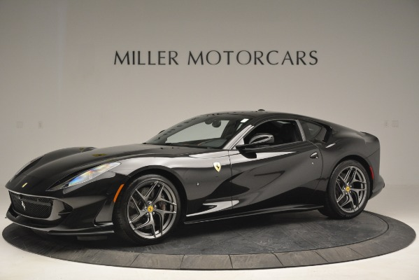 Used 2018 Ferrari 812 Superfast for sale $335,900 at McLaren Greenwich in Greenwich CT 06830 2