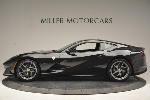 Used 2018 Ferrari 812 Superfast for sale $359,900 at McLaren Greenwich in Greenwich CT 06830 3
