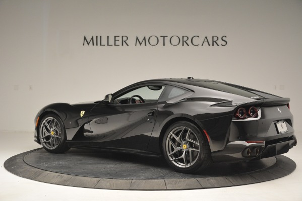 Used 2018 Ferrari 812 Superfast for sale $335,900 at McLaren Greenwich in Greenwich CT 06830 4