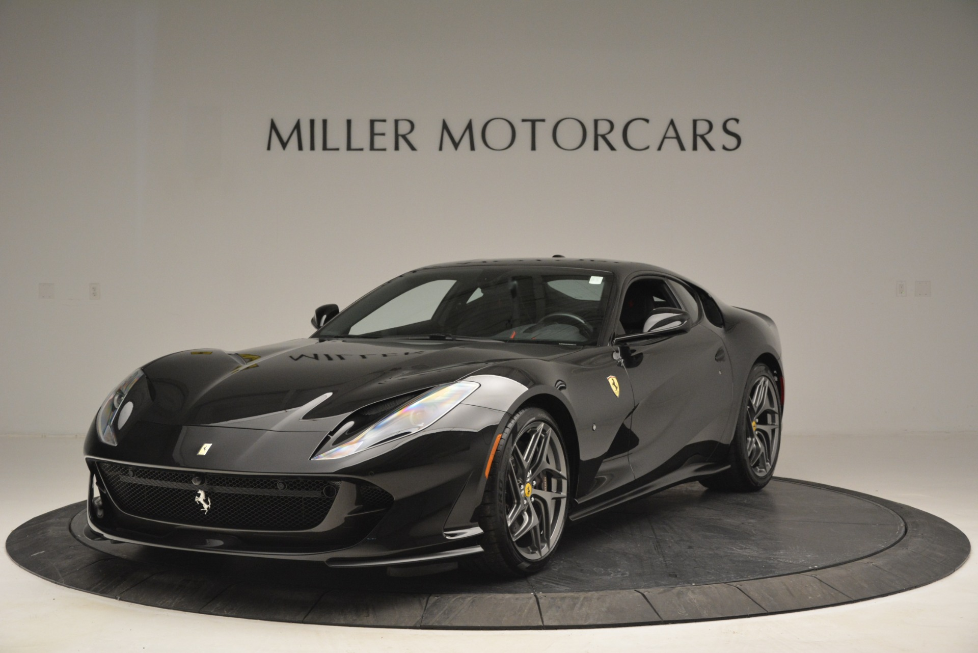 Used 2018 Ferrari 812 Superfast for sale $359,900 at McLaren Greenwich in Greenwich CT 06830 1