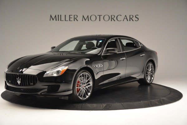 Used 2015 Maserati Quattroporte GTS for sale Sold at McLaren Greenwich in Greenwich CT 06830 2