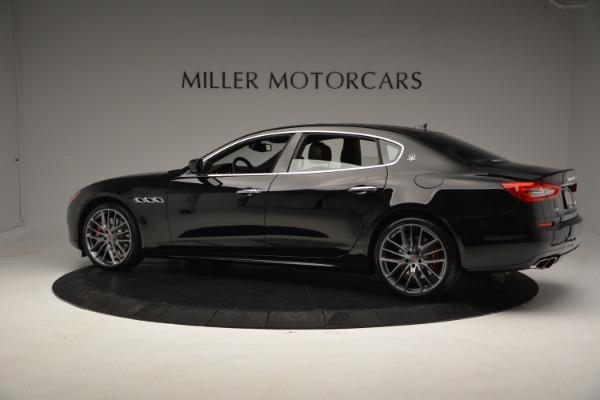 Used 2015 Maserati Quattroporte GTS for sale Sold at McLaren Greenwich in Greenwich CT 06830 4