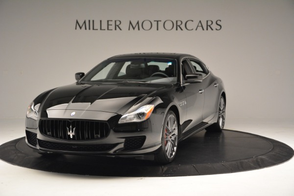 Used 2015 Maserati Quattroporte GTS for sale Sold at McLaren Greenwich in Greenwich CT 06830 1