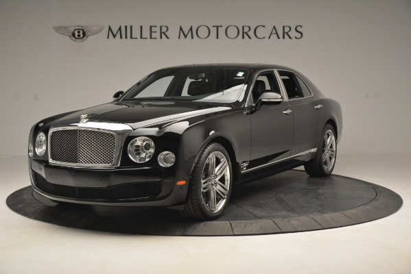 Used 2013 Bentley Mulsanne Le Mans Edition for sale Sold at McLaren Greenwich in Greenwich CT 06830 1