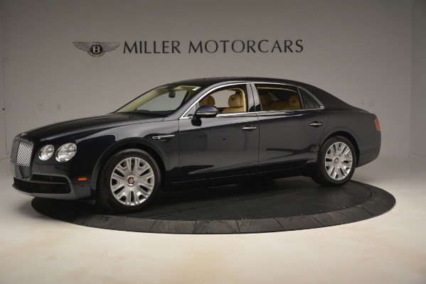Used 2015 Bentley Flying Spur V8 for sale Sold at McLaren Greenwich in Greenwich CT 06830 2