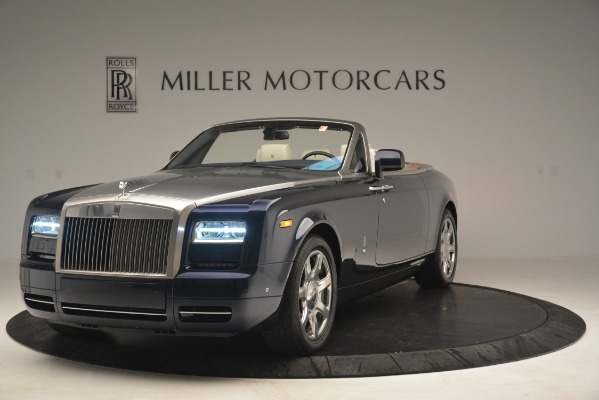 Used 2013 Rolls-Royce Phantom Drophead Coupe for sale Sold at McLaren Greenwich in Greenwich CT 06830 3