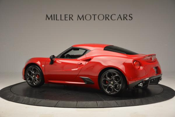 Used 2015 Alfa Romeo 4C for sale Sold at McLaren Greenwich in Greenwich CT 06830 4