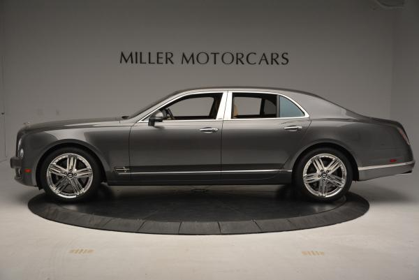 Used 2011 Bentley Mulsanne for sale Sold at McLaren Greenwich in Greenwich CT 06830 3