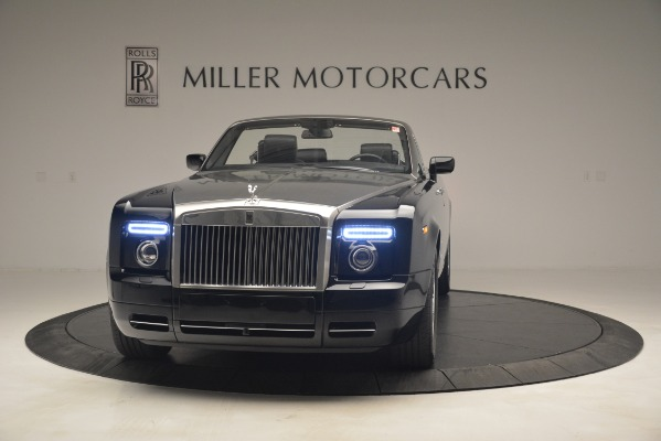 Used 2008 Rolls-Royce Phantom Drophead Coupe for sale Sold at McLaren Greenwich in Greenwich CT 06830 2