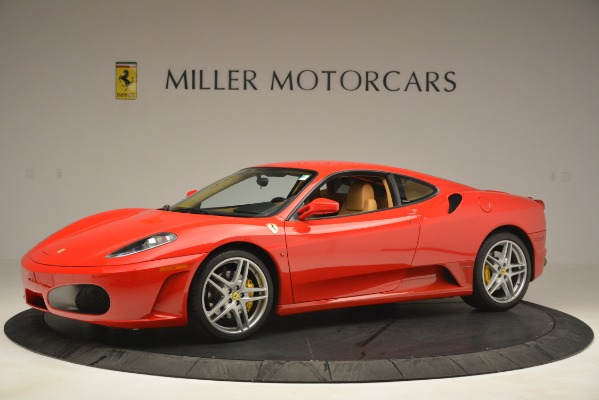 Used 2006 Ferrari F430 for sale Sold at McLaren Greenwich in Greenwich CT 06830 2