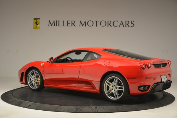 Used 2006 Ferrari F430 for sale Sold at McLaren Greenwich in Greenwich CT 06830 4