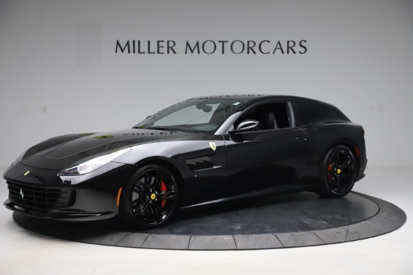 Used 2018 Ferrari GTC4Lusso for sale $209,900 at McLaren Greenwich in Greenwich CT 06830 2