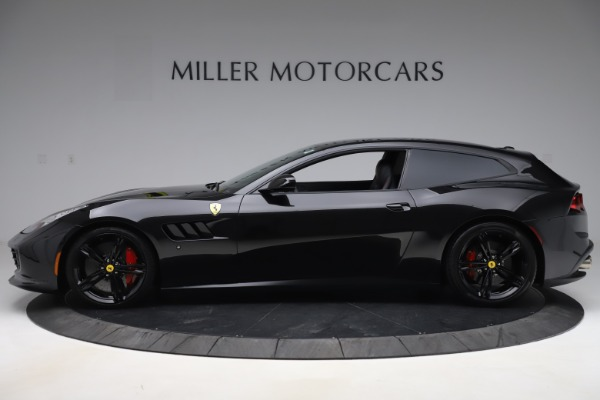 Used 2018 Ferrari GTC4Lusso for sale $209,900 at McLaren Greenwich in Greenwich CT 06830 3