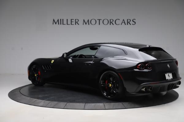 Used 2018 Ferrari GTC4Lusso for sale $209,900 at McLaren Greenwich in Greenwich CT 06830 4