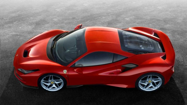 New 2020 Ferrari F8 Tributo for sale Call for price at McLaren Greenwich in Greenwich CT 06830 2