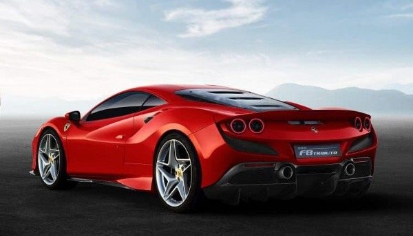 New 2021 Ferrari F8 Tributo for sale Call for price at McLaren Greenwich in Greenwich CT 06830 3