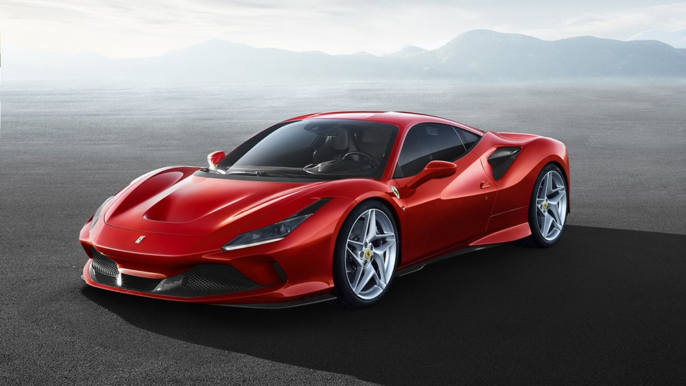 New 2020 Ferrari F8 Tributo for sale Call for price at McLaren Greenwich in Greenwich CT 06830 1