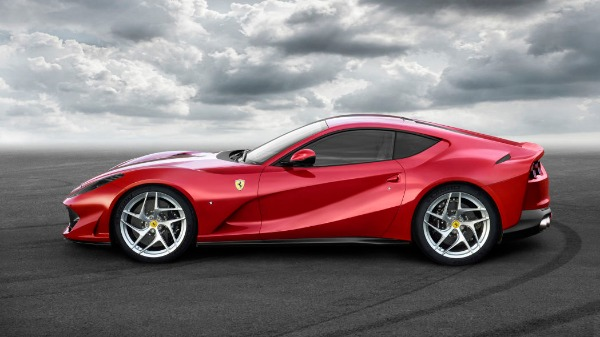 New 2021 Ferrari 812 Superfast for sale Sold at McLaren Greenwich in Greenwich CT 06830 2