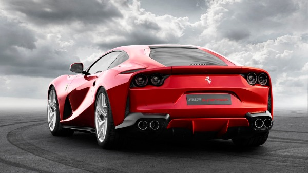 New 2021 Ferrari 812 Superfast for sale Sold at McLaren Greenwich in Greenwich CT 06830 3