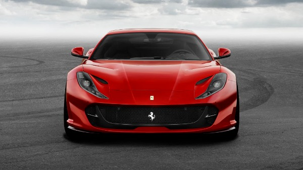 New 2021 Ferrari 812 Superfast for sale Sold at McLaren Greenwich in Greenwich CT 06830 4