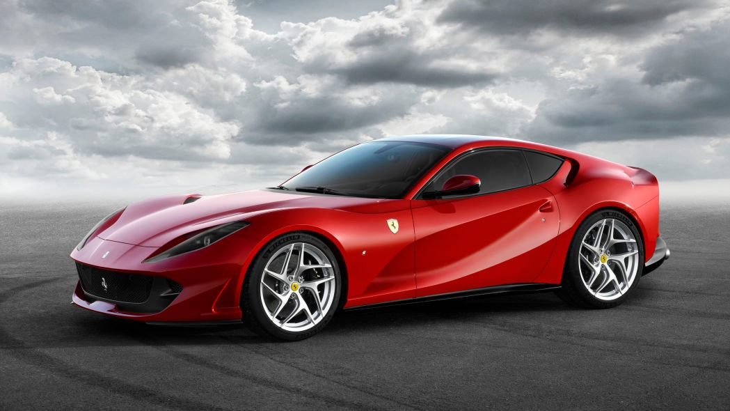 New 2021 Ferrari 812 Superfast for sale Sold at McLaren Greenwich in Greenwich CT 06830 1