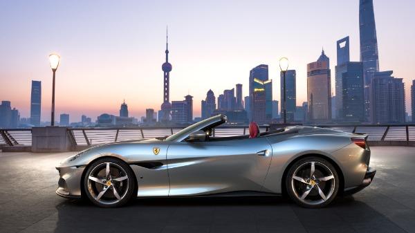 New 2022 Ferrari Portofino M for sale Call for price at McLaren Greenwich in Greenwich CT 06830 2