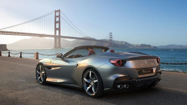 New 2020 Ferrari Portofino for sale Call for price at McLaren Greenwich in Greenwich CT 06830 3