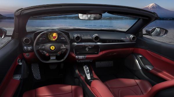 New 2020 Ferrari Portofino for sale Call for price at McLaren Greenwich in Greenwich CT 06830 4