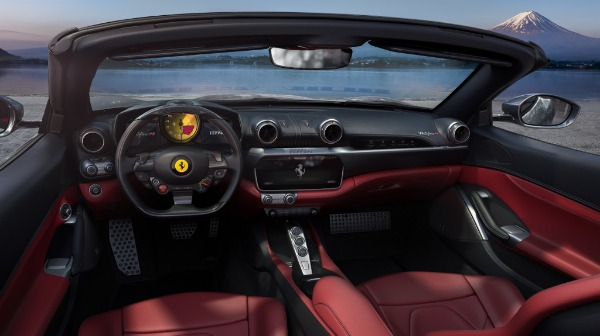 New 2022 Ferrari Portofino M for sale Call for price at McLaren Greenwich in Greenwich CT 06830 4