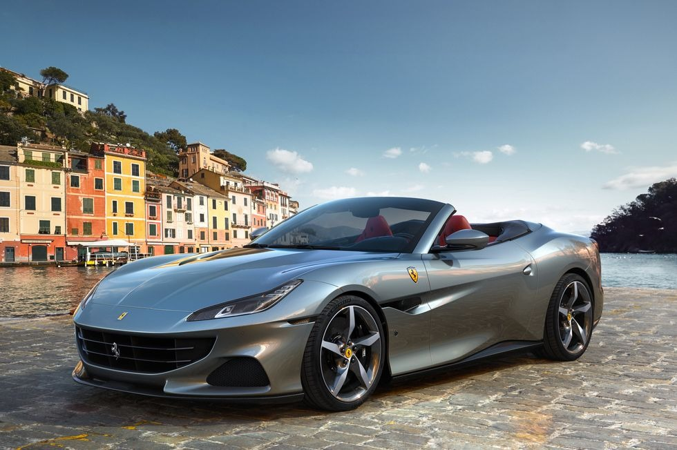 New 2020 Ferrari Portofino for sale Call for price at McLaren Greenwich in Greenwich CT 06830 1