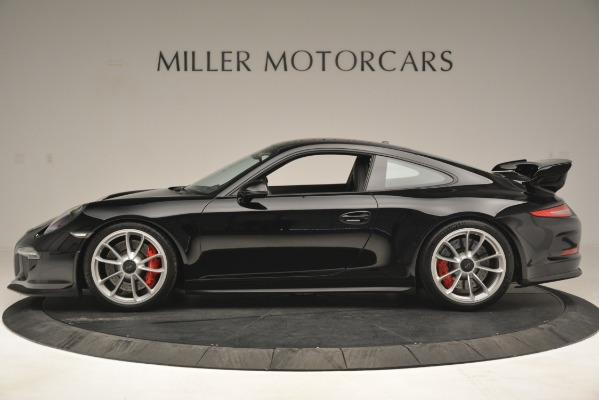 Used 2015 Porsche 911 GT3 for sale Sold at McLaren Greenwich in Greenwich CT 06830 3