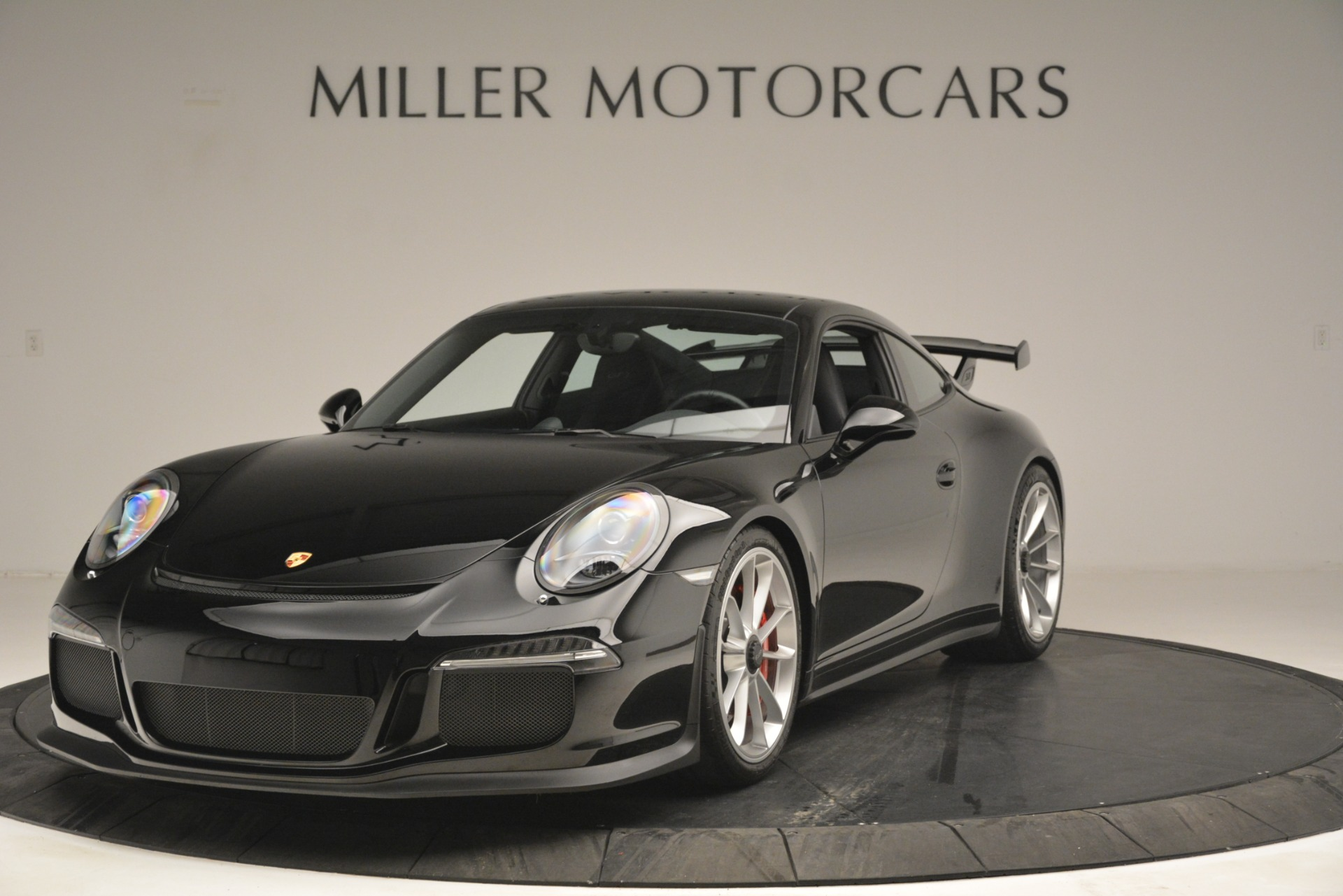 Used 2015 Porsche 911 GT3 for sale Sold at McLaren Greenwich in Greenwich CT 06830 1