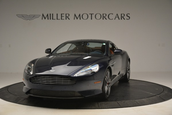 Used 2014 Aston Martin DB9 Coupe for sale Sold at McLaren Greenwich in Greenwich CT 06830 2