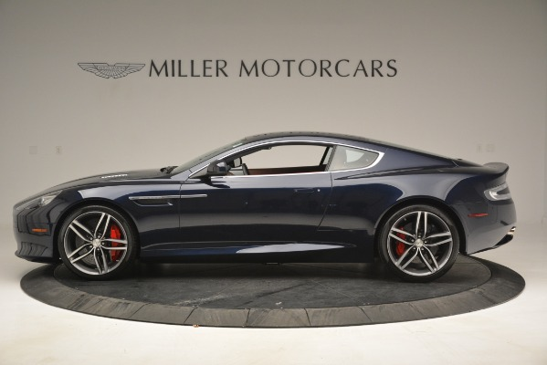 Used 2014 Aston Martin DB9 Coupe for sale Sold at McLaren Greenwich in Greenwich CT 06830 3