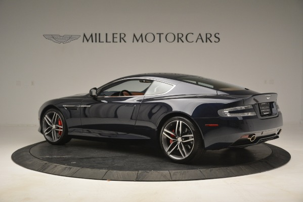 Used 2014 Aston Martin DB9 Coupe for sale Sold at McLaren Greenwich in Greenwich CT 06830 4