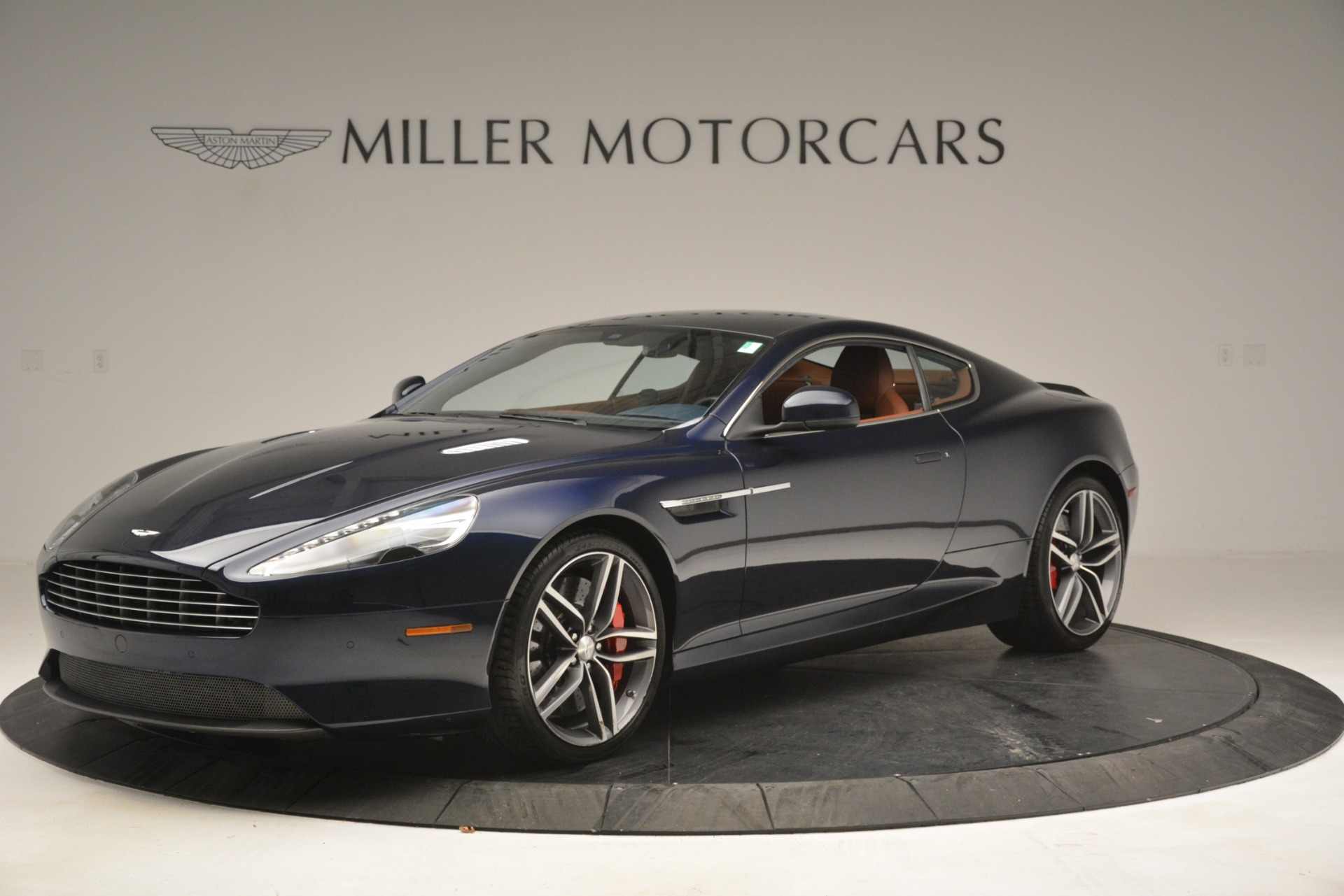 Used 2014 Aston Martin DB9 Coupe for sale Sold at McLaren Greenwich in Greenwich CT 06830 1
