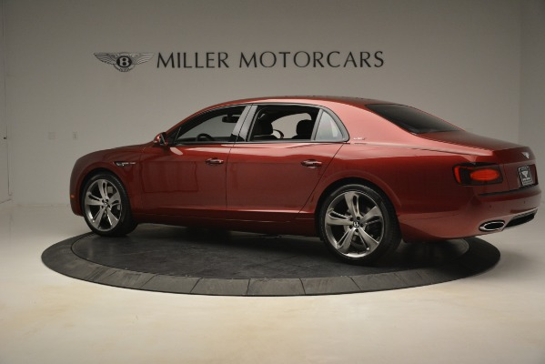Used 2018 Bentley Flying Spur W12 S for sale Sold at McLaren Greenwich in Greenwich CT 06830 4