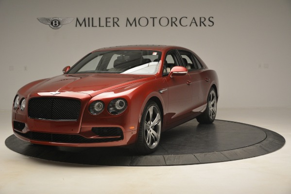 Used 2018 Bentley Flying Spur W12 S for sale Sold at McLaren Greenwich in Greenwich CT 06830 1