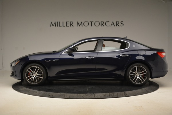 New 2019 Maserati Ghibli S Q4 for sale $61,900 at McLaren Greenwich in Greenwich CT 06830 3