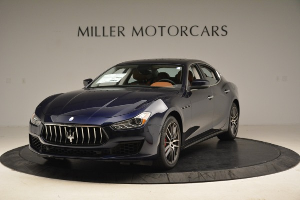 Used 2019 Maserati Ghibli S Q4 for sale $61,900 at McLaren Greenwich in Greenwich CT 06830 1