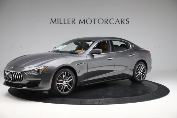 Used 2019 Maserati Ghibli S Q4 for sale $61,900 at McLaren Greenwich in Greenwich CT 06830 2