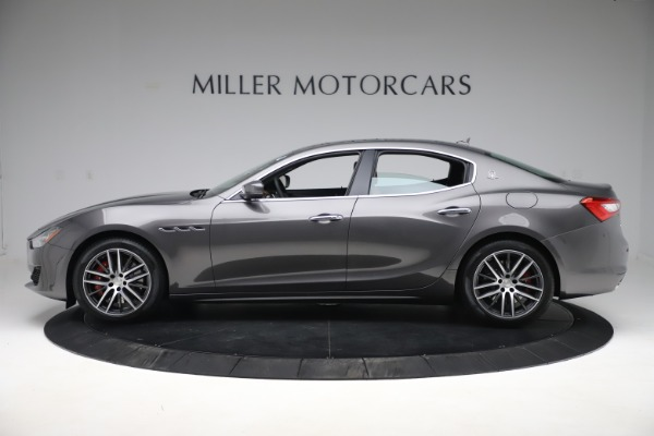 Used 2019 Maserati Ghibli S Q4 for sale $61,900 at McLaren Greenwich in Greenwich CT 06830 3