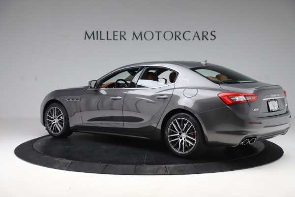 Used 2019 Maserati Ghibli S Q4 for sale $61,900 at McLaren Greenwich in Greenwich CT 06830 4