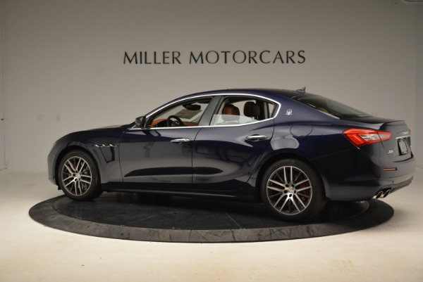 New 2019 Maserati Ghibli S Q4 for sale Sold at McLaren Greenwich in Greenwich CT 06830 4