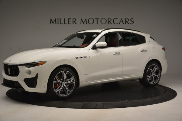 New 2019 Maserati Levante S Q4 GranSport for sale $104,125 at McLaren Greenwich in Greenwich CT 06830 2