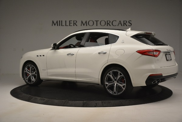 New 2019 Maserati Levante S Q4 GranSport for sale $104,125 at McLaren Greenwich in Greenwich CT 06830 4