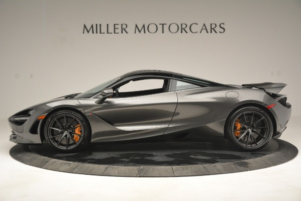 Used 2019 McLaren 720S Coupe for sale Sold at McLaren Greenwich in Greenwich CT 06830 3