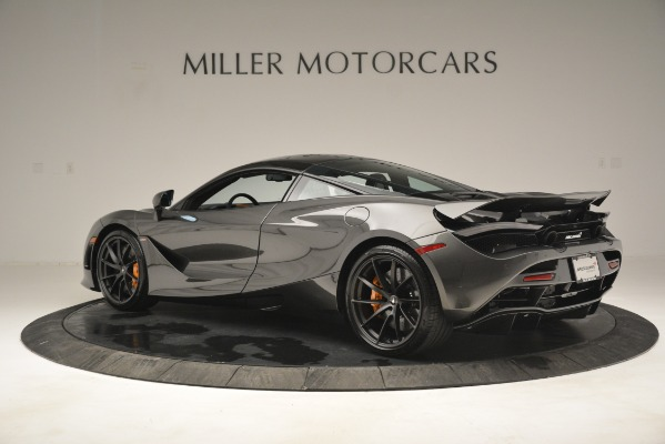 New 2019 McLaren 720S Coupe for sale Sold at McLaren Greenwich in Greenwich CT 06830 4