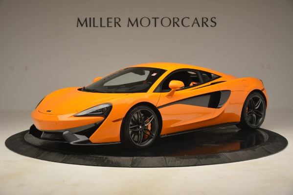 New 2019 McLaren 570S Coupe for sale Sold at McLaren Greenwich in Greenwich CT 06830 2