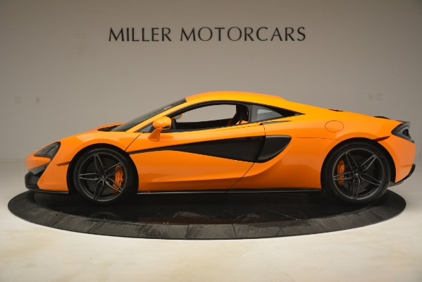 New 2019 McLaren 570S Coupe for sale Sold at McLaren Greenwich in Greenwich CT 06830 3